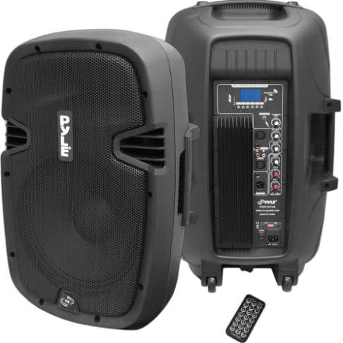 powered speakers and why use them vs mixers