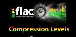 FLAC Compression Levels Explained