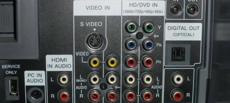 S-Video Input Or RCA