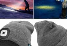 Bluetooth Beanies with Light
