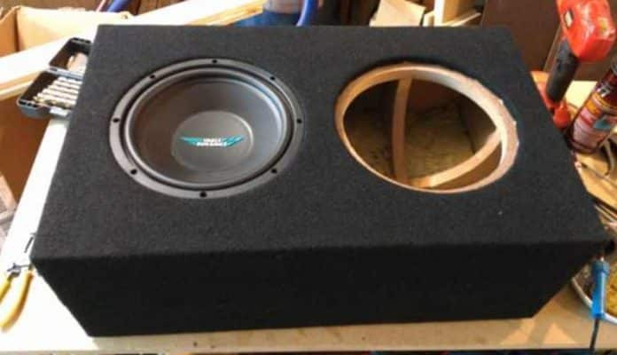 How To Tune A Subwoofer Box