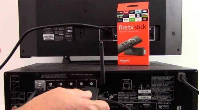 How to Connect My Amazon Fire Stick to My Denon Receiver