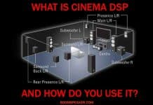 What Is Cinema DSP and How Do You Use It