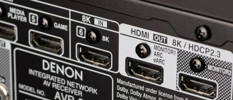 hdmi cable avr receiver
