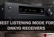 Best Listening Mode for Onkyo Receivers
