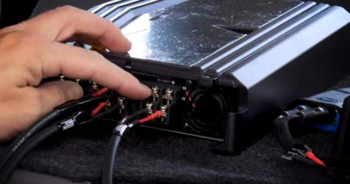 Bridging A 4 Channel Amp To 2 Channels For 2 Subs