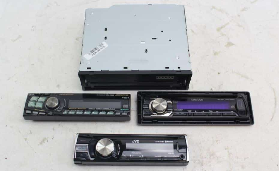 Can You Buy A Spare Removable Faceplate For Your Radio