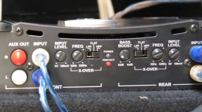 How To Set HPF And LPF Filters On A Car Stereo Receiver and Amplifier