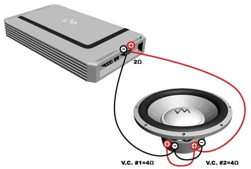 How To Wire A Monoblock Amplifier To 1 Subwoofer