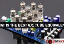 What Is The Best 6J1 Tube Equivalent