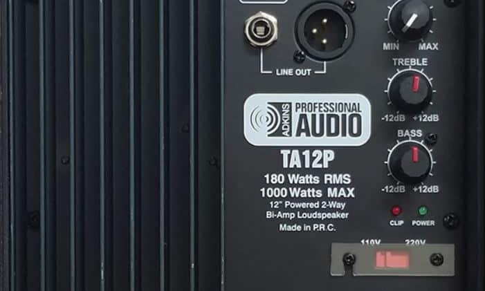 how many watts is good for speakers -speaker watts rms and max or peak watts