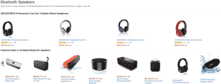 HUGE Amazon Black Friday Deals:  Bluetooth Speakers,