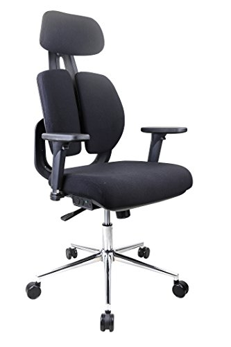 office chair with speakers. at a glance the gm seating chair looks just like your average ergonomic office but that split lumbar support is actually set of bluetooth speakers with f