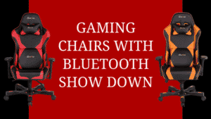 Best Gaming Chairs with Bluetooth Speakers | Top Adult Gaming Chairs