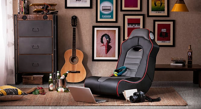 15 Best Gaming Chairs With Speakers In 2019 For Serious