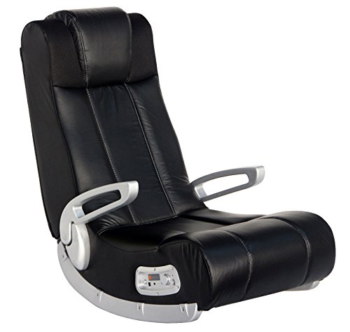 Offering a unique executive look the X Rocker 5127301 Sound Li Se Wireless gaming chair occupies a small space and is easy to clean.  sc 1 st  Bluetooth speakers & 15 Best Gaming Chairs With Speakers (Donu0027t Buy Before Reading This) -