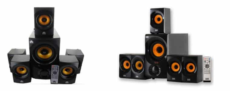 acoustic audio projector speaker