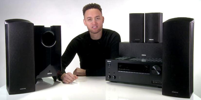 onko ht 7800 wireless speakers for projector