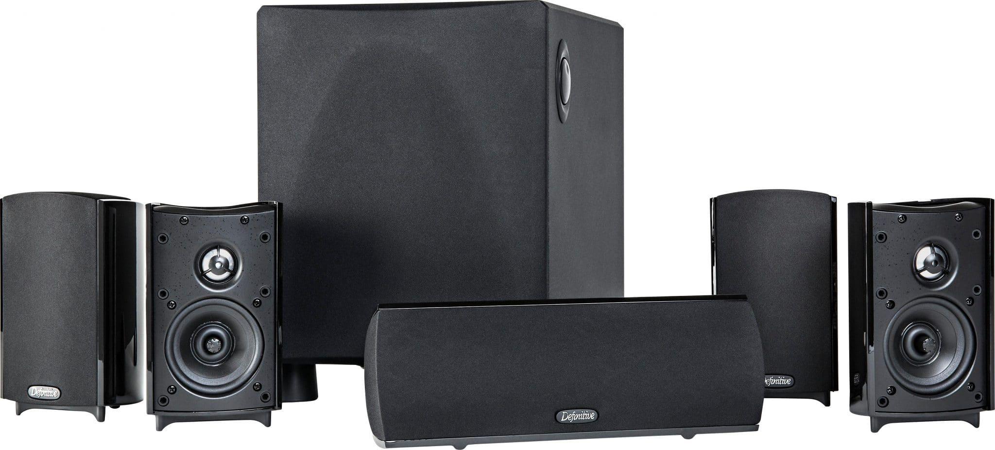 pro cinema 800 wireless projector speakers