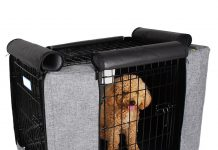 soundproof dog crate