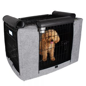 Soundproofing Dog Crates and Kennels