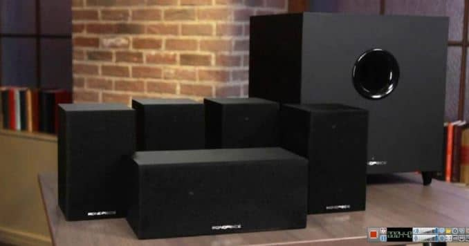 yamaha ns projector speaker