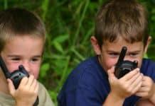 fun walkie talkie games