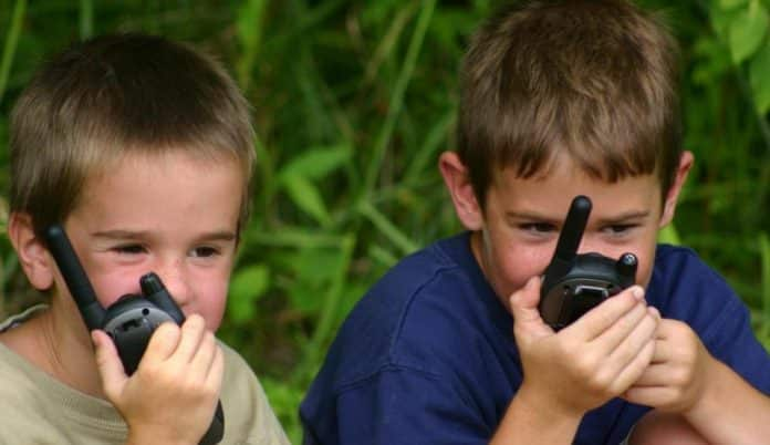 fun walkie talkie games