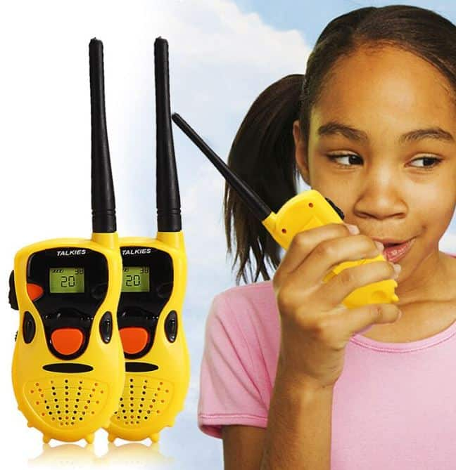 walkie talkie games for kids
