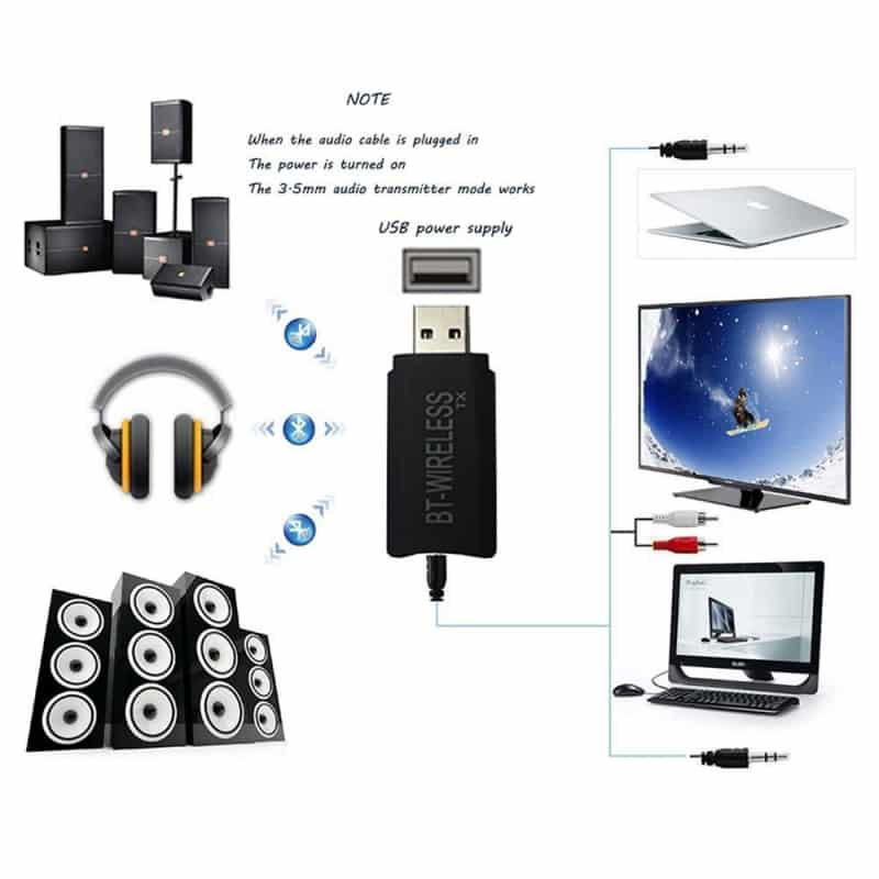 wireless bluetooth transmitter