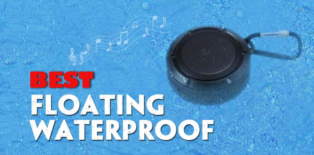 Top 10 Best Floating Waterproof Bluetooth Speakers in 2019 -