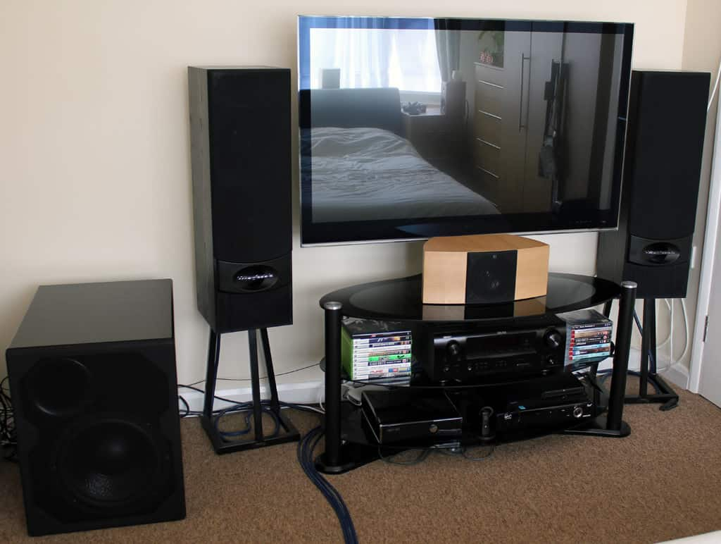 Miraculous How To Connect External Speakers To A Tv Without Audio Output Wiring 101 Mecadwellnesstrialsorg