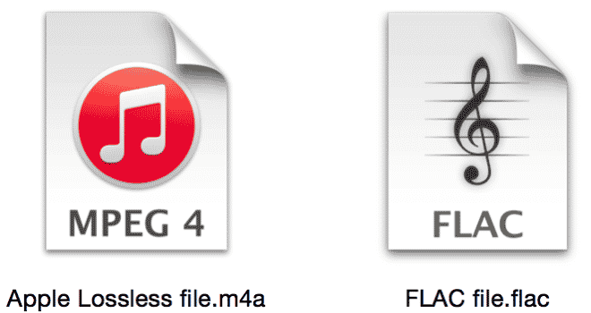 FLAC vs AIFF - Audio Format Comparison -