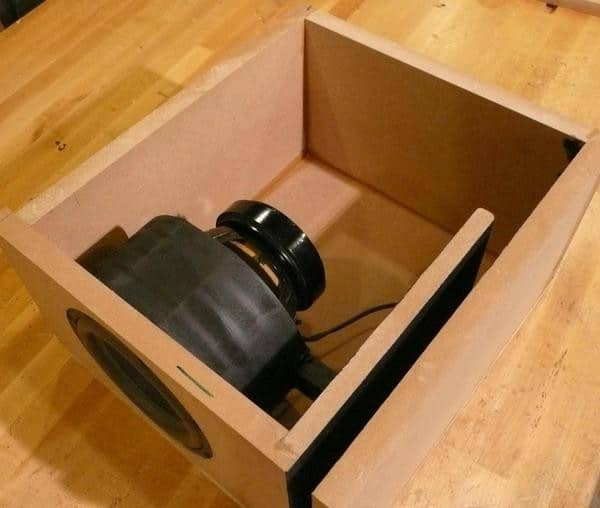 Best Subwoofer Box Design for Deep Bass 2019 -