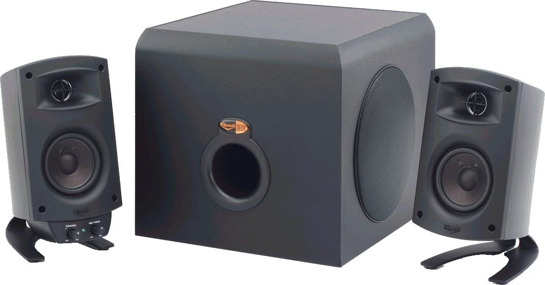Computer Speaker With Subwoofer