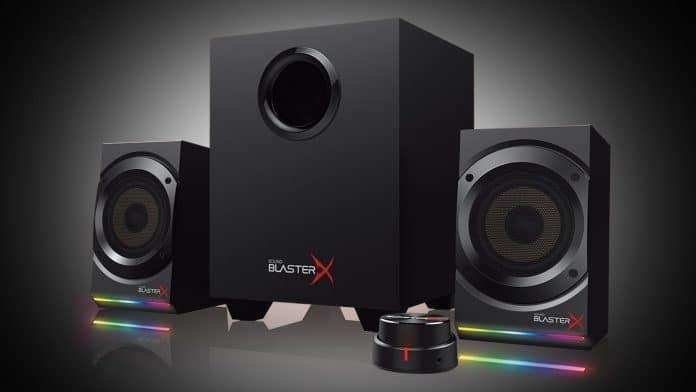 rgb speakers