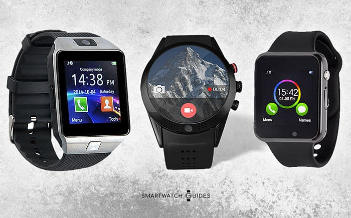 Smartwatches With Camera and Wifi and camera