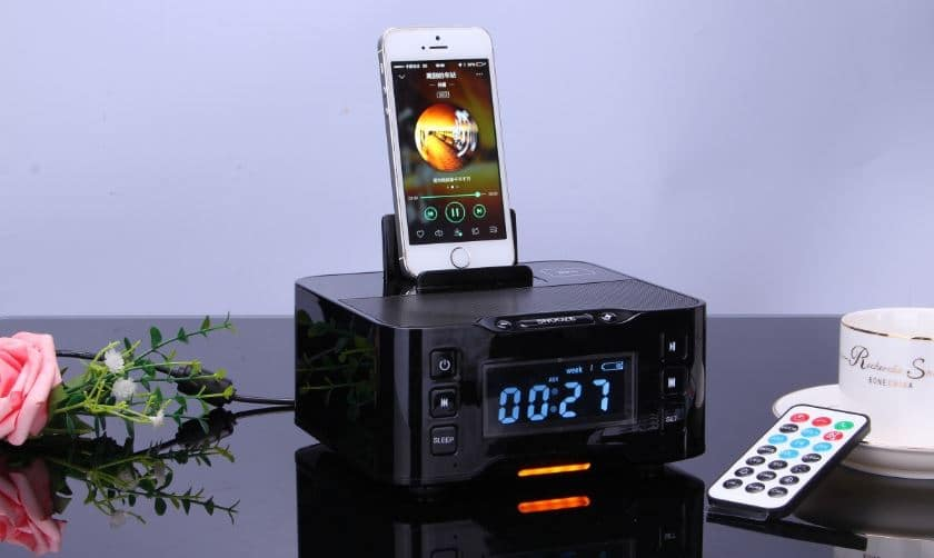 5 Best Docking Stations With Speakers For Android Phones Boomspeaker Com