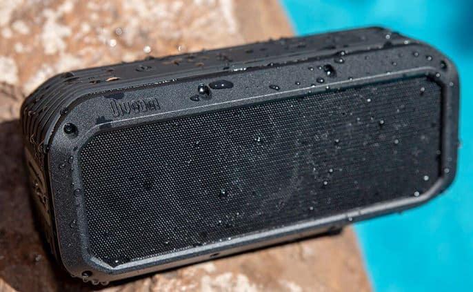 Divoom Voombox loud portable speaker