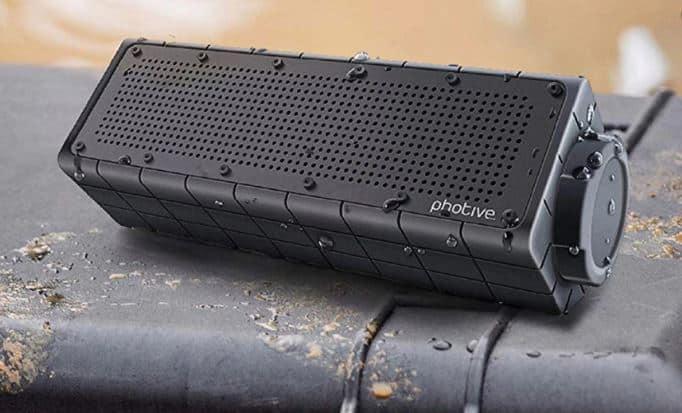 Photive Hydra rugged outdoor speaker