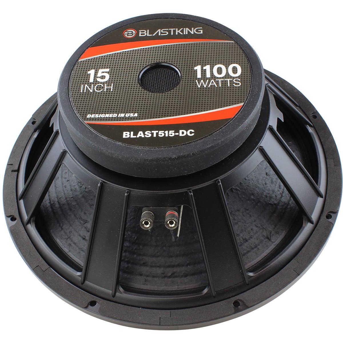 powerful 100w speaker