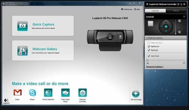 Webcam Test Software