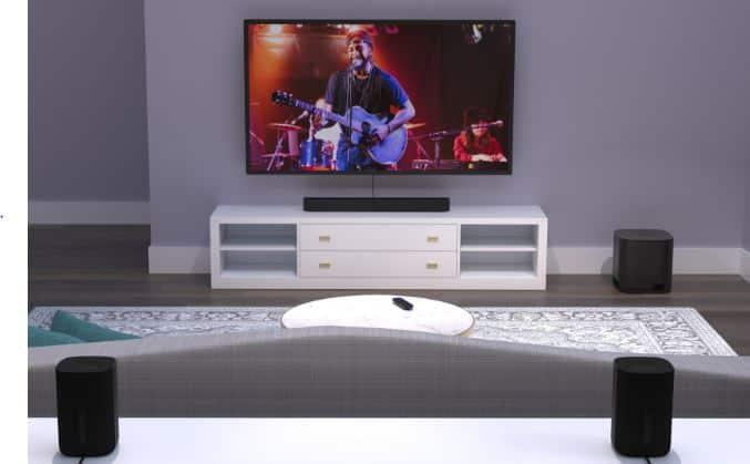 Wireless Speakers For Smart TVs