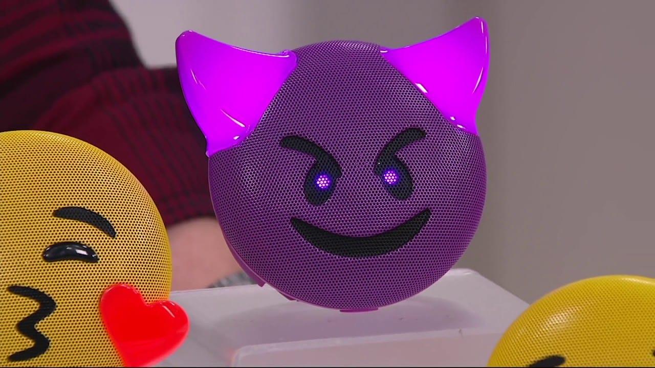 emoji speakers bluetooth
