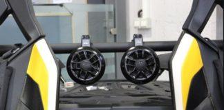 Bluetooth Golf Cart Speakers