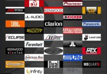 car speaker brands