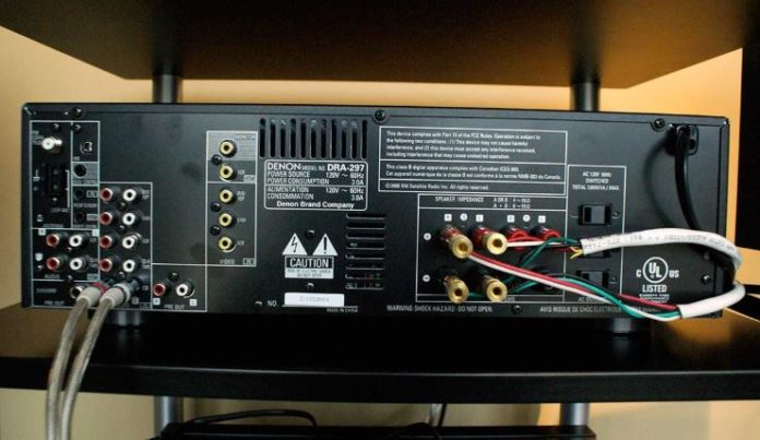 How To Connect A Subwoofer With Speaker Wire To A Receiver