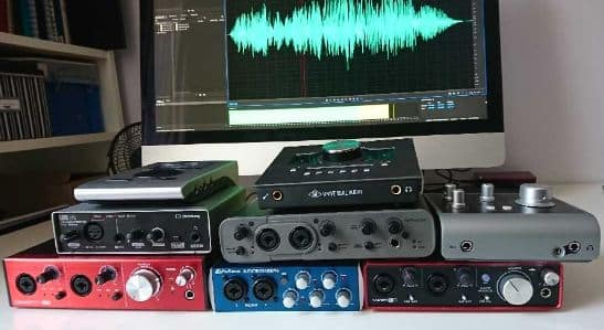 audio interfaces and dacs compared