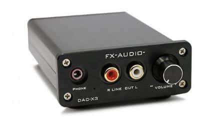 why use audio dac
