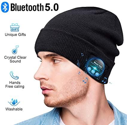 bluetooth beanie 5.0